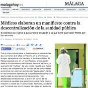 """ACTUALIDAD.-Manifiesto-del-Sindicato-Médico-de-Málaga-""""Descentralización-de-los-servicios-sanitarios-¿Un-riesgo-para-la-salud-de-los-españoles"""".jpg"""