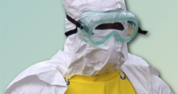 106 Traje ébola 3x3 cm