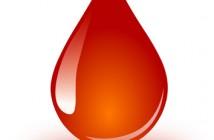 125 Gota de sangre 3x3 cm
