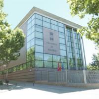 143 Asamblea de Madrid 3x3 cm