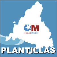 149 Plantillas SERMAS 3x3 cm