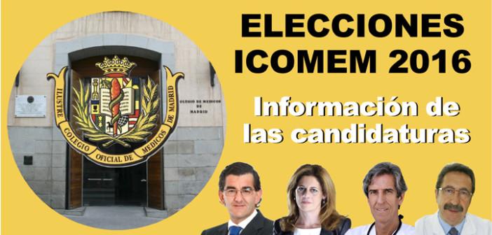 Elecciones Icomem 2016