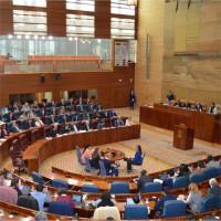 161 Pleno Asamblea Madrid 3x3 cm