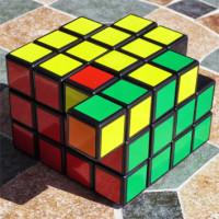 166 Cubo de Rubik 3x3 cm