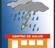 184 Riesgos Centro de Salud 3x3 cm