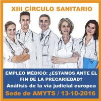 186 XIII Circulo Sanitario 3x3 cm