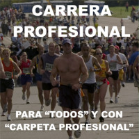 203 Carrera Profesional 3x3 cm