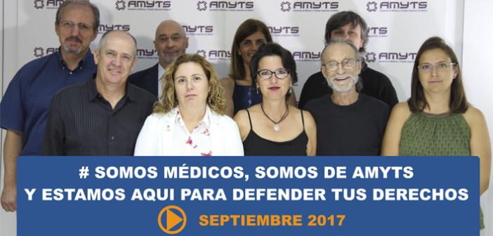 Nuevo vídeo de AMYTS: defender tus derechos