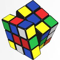 234 Cubo de Rubiks 3x3 cm