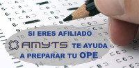 Carrusel 33 AMYTS ayuda preparar tu OPE