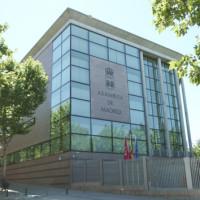 251 Asamblea de Madrid fachada 3x3 cm