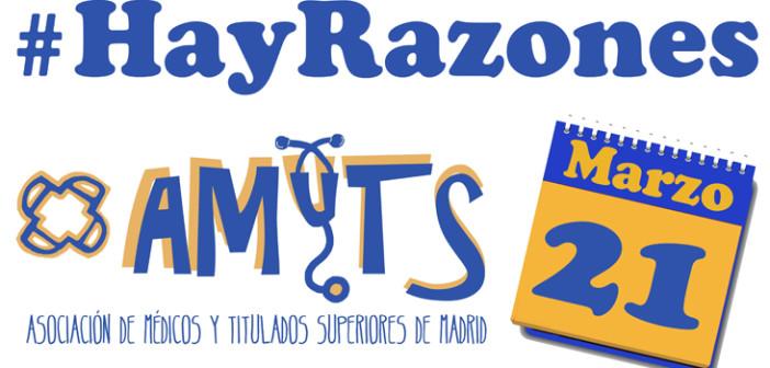21 M. #HayRazones
