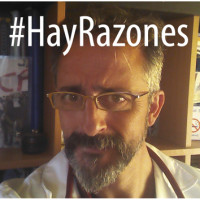 256 #HayRazones- Eduardo Olano 3x3 cm