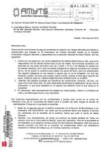 CARTA H. GREGORIO MARAÑON PROBLEMAS LABORATORIO CRIBADO NEONATAL_Página_1