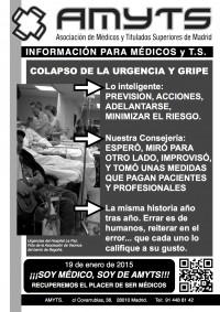 2015 01 19 Urgencias y gripe