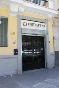 Sede AMYTS