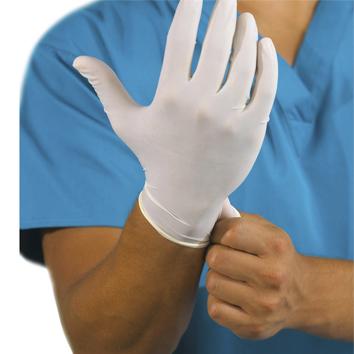 El uso de guantes en la profesión sanitaria  no son vestuario, son  protección 2bfe6f6ad6