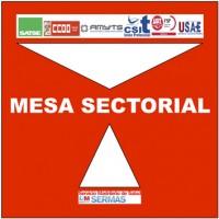 115 Mesa Sectorial 3x3 cm