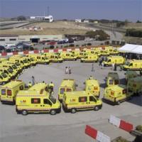 126 Ambulancias SUMMA 3x3 cm