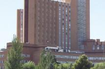 131 Hospital 12 de Octubre 3x3 cm
