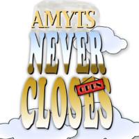 139 AMYTS never closes 3x3 cm