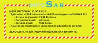 Acuerdos SAR