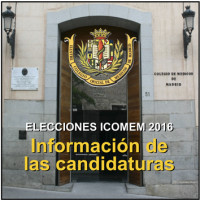 155 Elecciones ICOMEM 3x3 cm