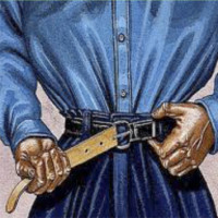 179 Apretarse el cinturon 3x3 cm