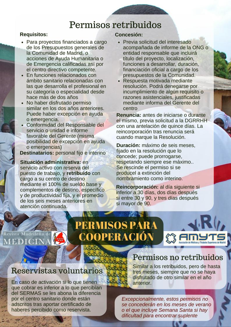 PERMISOS PARA cooperacion