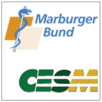 206 Marburger Bund - CESM 3x3 cm