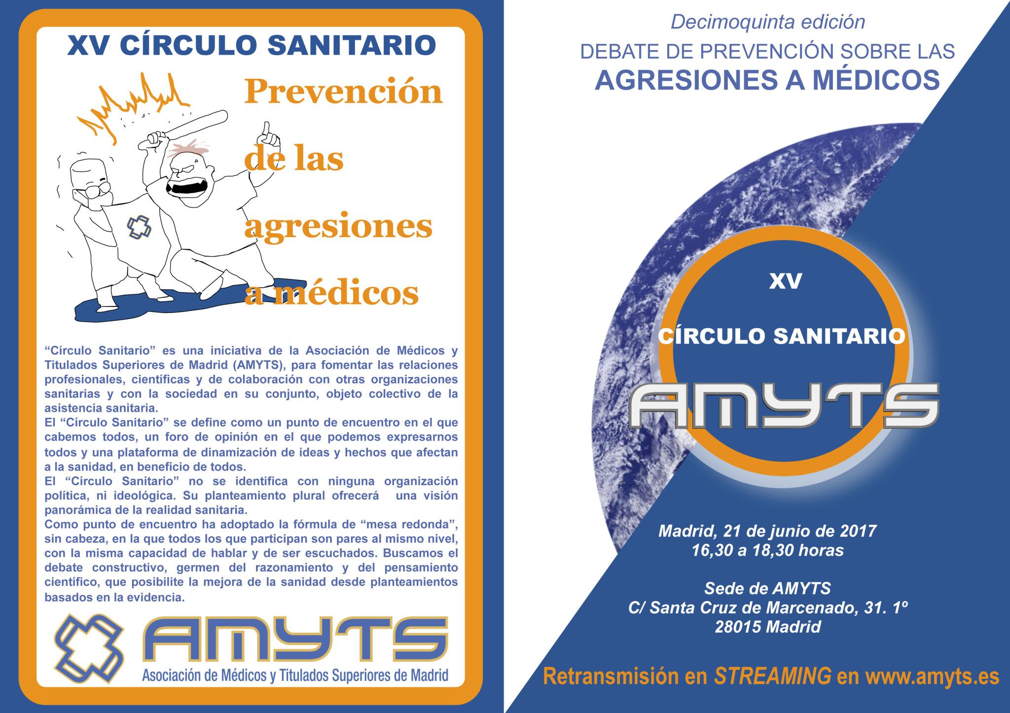 Diptico XV Circulo Sanitario Prevención agresiones  version 3