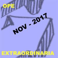 232 OPE Extraordinaria 3x3 cm