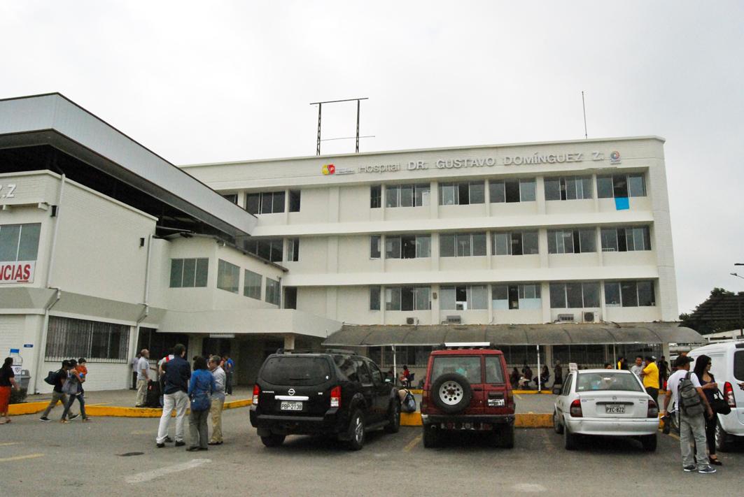 Hospital Gustavo Dominguez Zambrano