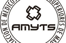 239 sello AMYTS 3x3 cm