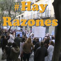 255 #HayRazones 3x3 cm