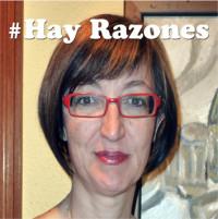 255 #HayRazones - Reyes Hernandez Guillen 3x3 cm