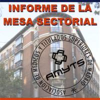 271 Informe de la Mesa Sectorial 3x3 cm