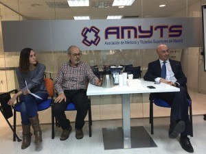 Comision electoral amyts 2018