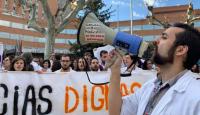 mario - huelga residentes 12 de octubre