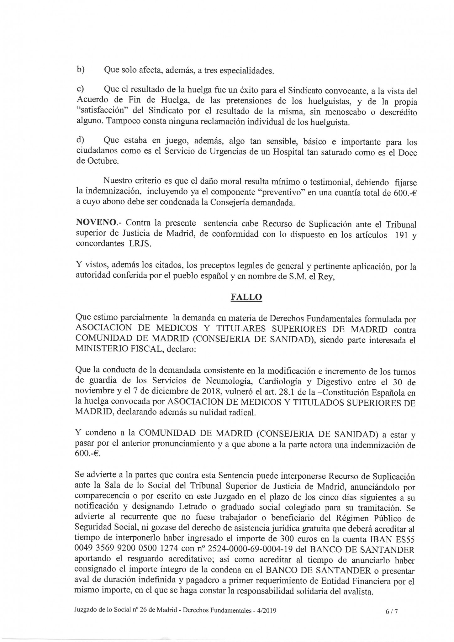 SENTENCIA HUELGA MIR_0002