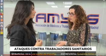 20190408 CarolinaPerez en A3Noticias