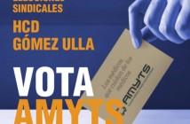 20190604 Cartel EleccSindic GomezUlla