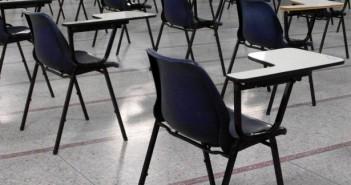 20190913 empty-exam-hall